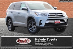 New 2018 Toyota Highlander LE V6 SUV in the Bay Area
