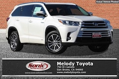 New 2018 Toyota Highlander Hybrid XLE V6 SUV in the Bay Area
