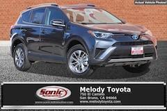 New 2018 Toyota RAV4 Hybrid SUV in the Bay Area