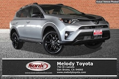 New 2018 Toyota RAV4 Adventure SUV in the Bay Area