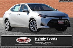 New 2018 Toyota Corolla LE Sedan in the Bay Area