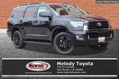 New 2018 Toyota Sequoia TRD Sport SUV in the Bay Area