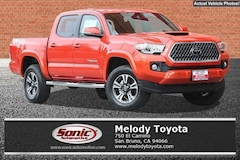 New 2018 Toyota Tacoma TRD Sport V6 Truck Double Cab in the Bay Area