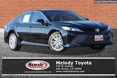 New 2018 Toyota Camry XLE V6 Sedan in the Bay Area