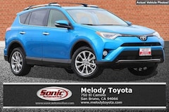 New 2017 Toyota RAV4 Limited SUV in the Bay Area