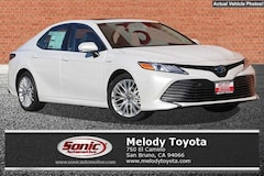 New 2018 Toyota Camry Hybrid XLE Sedan in the Bay Area