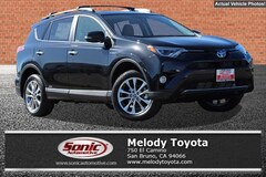 New 2018 Toyota RAV4 Hybrid Limited SUV in the Bay Area
