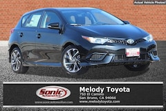 New 2018 Toyota Corolla iM Base Hatchback in the Bay Area