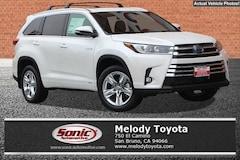 New 2018 Toyota Highlander Hybrid Limited V6 SUV in the Bay Area