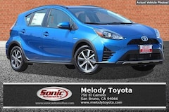 New 2018 Toyota Prius c One Hatchback in the Bay Area