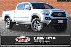 New 2018 Toyota Tacoma TRD Off Road V6 Truck Double Cab in the Bay Area