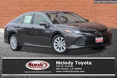 New 2018 Toyota Camry Sedan in the Bay Area