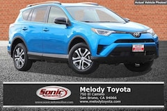 New 2018 Toyota RAV4 LE SUV in the Bay Area