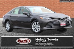 New 2018 Toyota Camry LE Sedan in the Bay Area