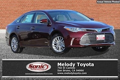 New 2018 Toyota Avalon Hybrid Limited Sedan in the Bay Area