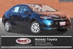 New 2018 Toyota Corolla LE Sedan in the Bay Area
