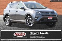 New 2018 Toyota RAV4 Hybrid LE SUV in the Bay Area