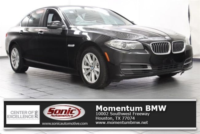 Used 2014 BMW 528i 528i Sedan in Houston