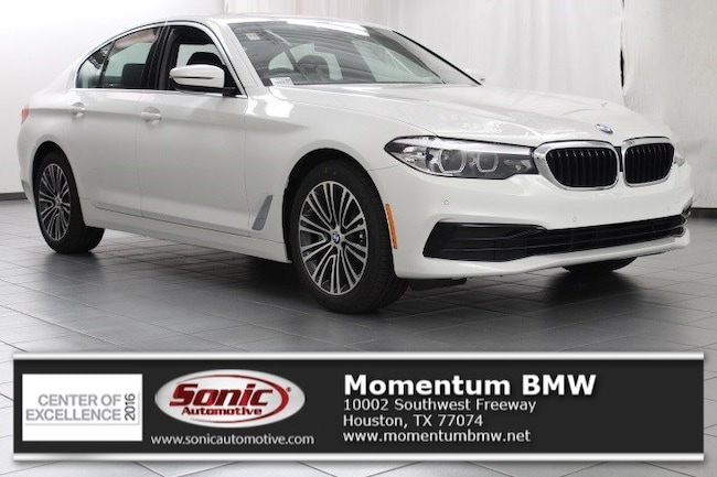 New 2019 BMW 530i Sedan in Houston