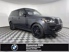 Used 2016 Land Rover Range Rover 3.0L V6 Supercharged HSE SUV in Houston