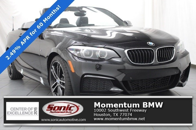 New 2019 BMW M240i Convertible in Houston