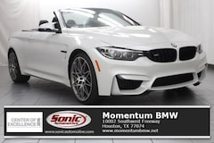 New 2019 BMW M4 Convertible for sale in Houston