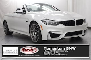 New 2019 BMW M4 Convertible in Houston