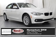 New 2018 BMW 320i Sedan for sale in Houston