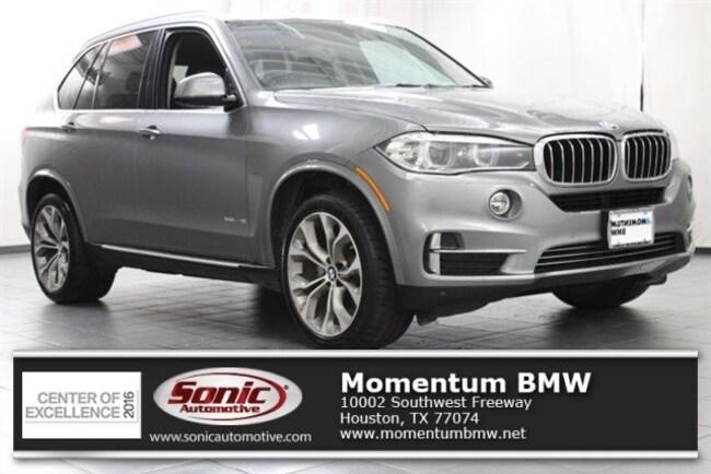 Used 2016 BMW X5 sDrive35i SAV in Houston