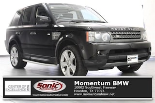 Used 2011 Land Rover Range Rover Sport SC SUV for sale in Houston