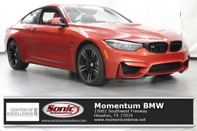 New 2019 BMW M4 Coupe in Houston
