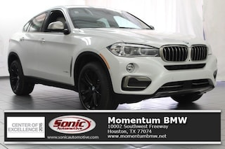 New 2019 BMW X6 sDrive35i SAV in Houston