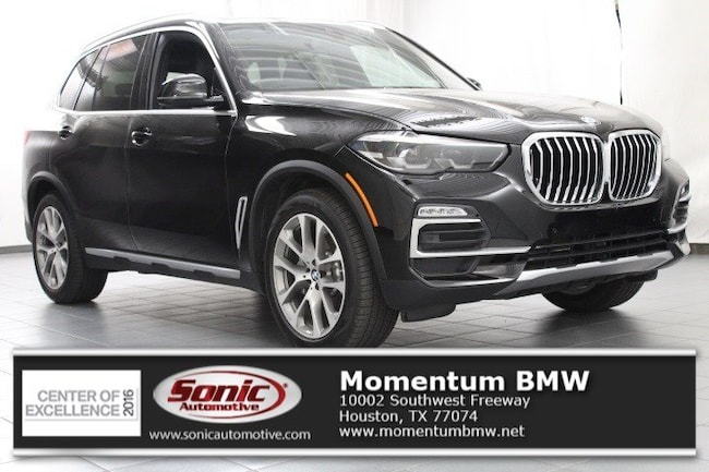 New 2019 BMW X5 xDrive40i SAV in Houston
