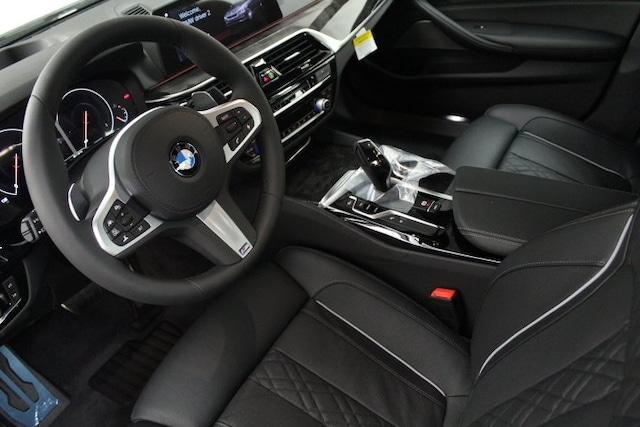 Used 2019 BMW 540i For Sale in Houston TX | Stock: NKWE66092