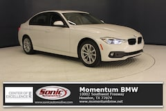 New 2018 BMW 320i Sedan for sale in Houston