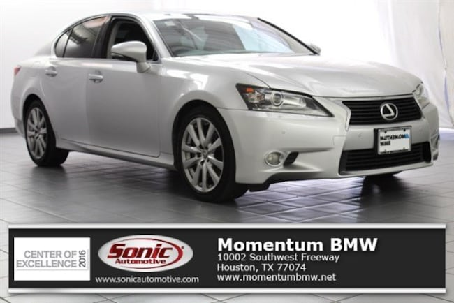 Used 2013 LEXUS GS 350 4dr Sdn RWD Sedan in Houston