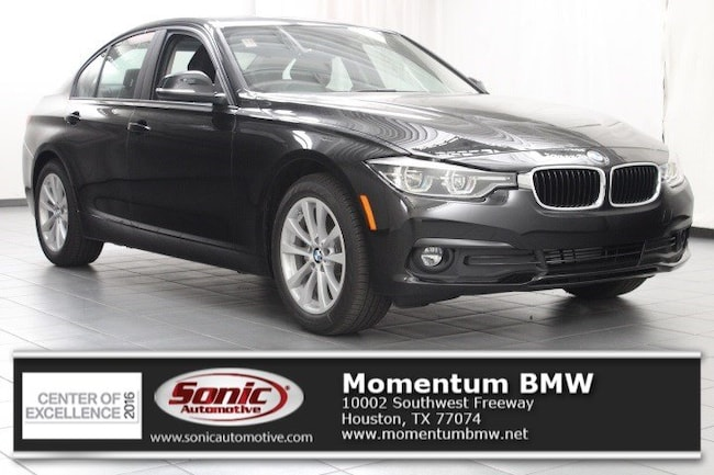 New 2018 BMW 320i Sedan in Houston