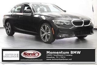 New 2019 BMW 330i Sedan in Houston