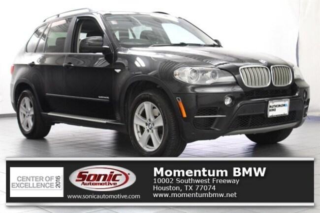 Used 2012 BMW X5 xDrive35d SAV in Houston