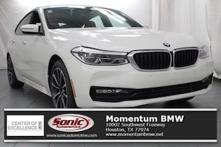 New 2018 BMW 640i xDrive Gran Turismo in Houston