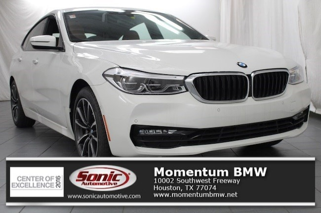 New 2018 BMW 640i xDrive Gran Turismo in Houston