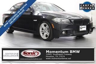 Certified 2016 BMW 535i 535i Sedan in Houston