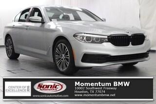 New 2019 BMW 530i Sedan in Houston