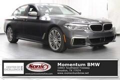 New 2019 BMW M550i xDrive Sedan for sale in Houston