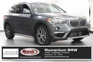 New 2018 BMW X1 sDrive28i SAV in Houston