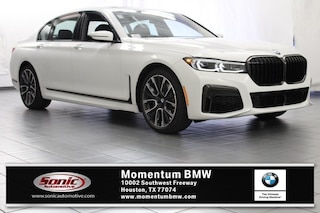New 2020 BMW 740i Sedan in Houston
