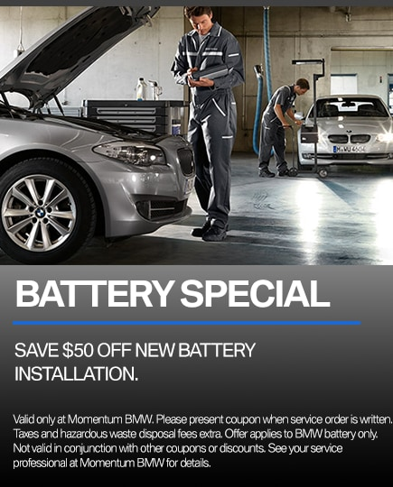 BMW Repair Coupons & Specials in Houston