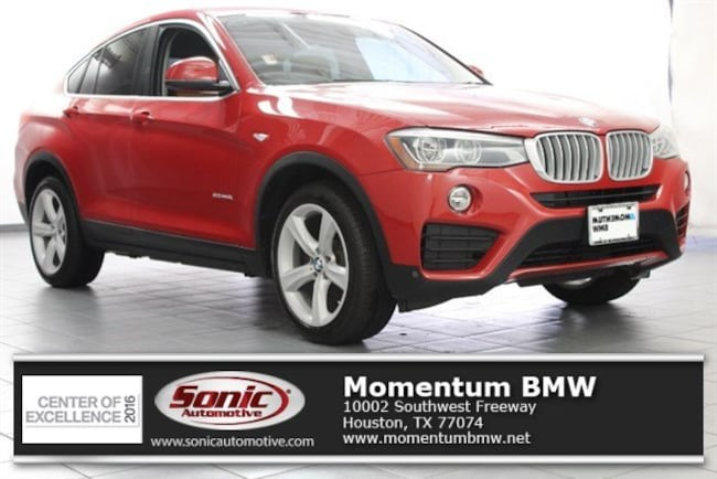 Used 2015 BMW X4 xDrive35i SUV in Houston