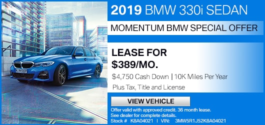 310 Reviews of Momentum BMW and MINI
