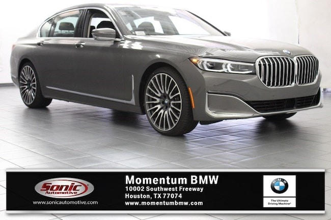 New 2020 BMW 740i Sedan in Houston